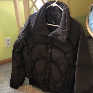 Super warm down Northface Coat